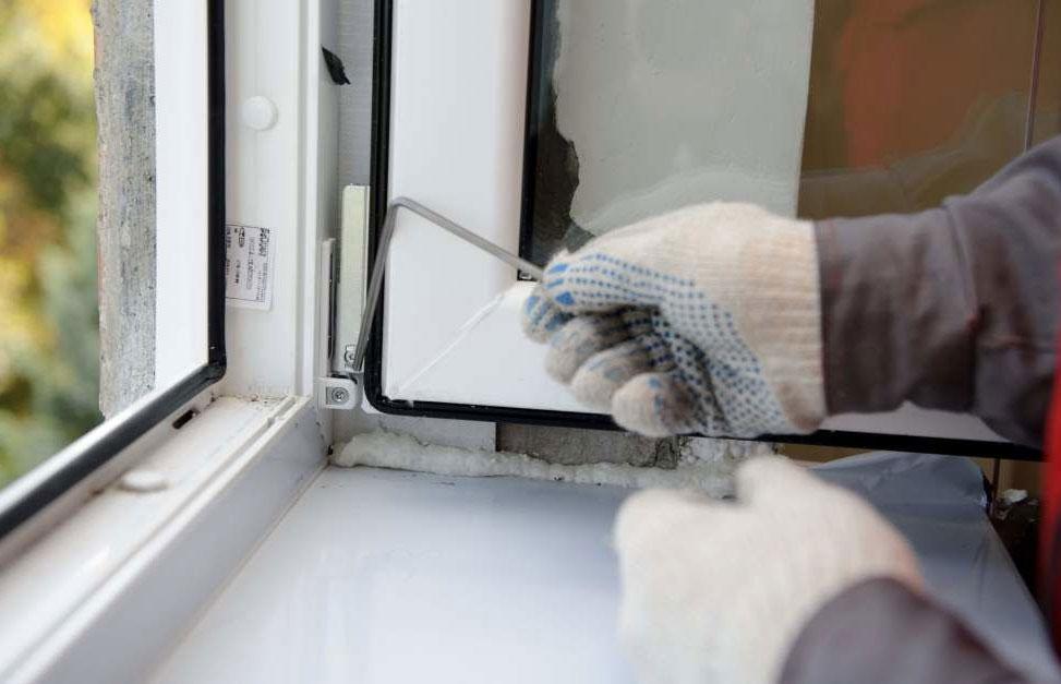 Как регулировать старые пластиковые окна самому